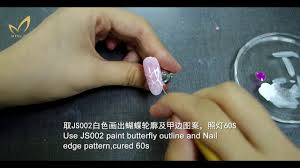 changing colors in 3 times u2014 u2014dz nail new color change gel youtube