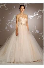 kleinfeld wedding dresses sweetheart princess gown wedding dress with waist in