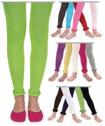 toddler pima cotton ruffle footless tights jefferies