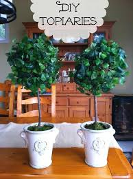Topiary Balls With Flowers - 123 best diy floral topiaries u0026 greens images on pinterest