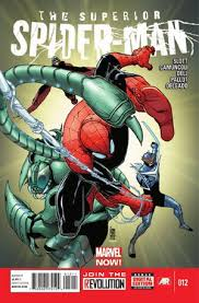 superior spider man vol 1 12 marvel database fandom powered
