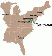 maryland map capital maryland usa to abolishing the penalty