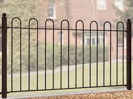 wrought iron garden fence border u2014 jbeedesigns outdoor wrought