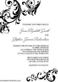 wedding invitations borders 30 free wedding invitations templates vintage clip vintage