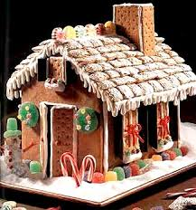 pattern for large gingerbread house recipe mr food s gingerbread house and pattern with photos