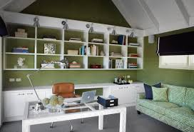 How To Design A Healthy Home Office That Increases Productivity - Home office design