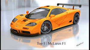 cool orange cars top 10 the coolest cars in the world 2016 youtube