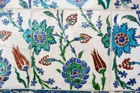Ottoman Tiles Ottoman Tiles Stock Photo Image Of Decoration Ceramic 70505350
