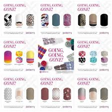 how to get the perfect manicure jamberry going going gone