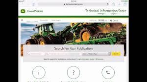 how to download the autotrac controller deere operator manual to