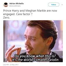 Engagement Meme - prince harry and meghan markle s engagement sparks avalanche of