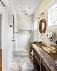 galley bathroom ideas best 25 narrow bathroom ideas on narrow bathroom