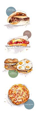 cuisine fa輟n atelier 27 best malaysian food illustration images on food