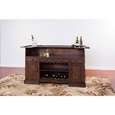 Sunny Design Furniture Sunny Designs 2575ac Santa Fe Bar Homeclick Com