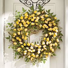 Target Wreaths Home Decor Beautiful Spring Wreaths You Can Buy Online Popsugar Home