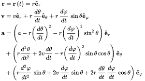 equations of motion wikipedia