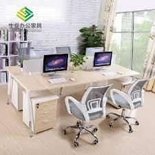 Quality Computer Desk Desk Screen Card Staff Desk Hubei Shiyan Yichang City High Quality
