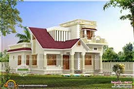 modern home design with a low budget small budget modern mix kerala style design kerala home design