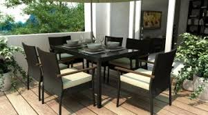 Patio Dining Set With Umbrella Fascinating Dining Patio Set Ideas Table With Looking
