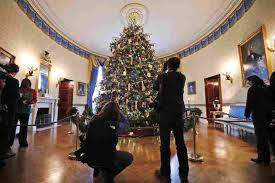 white house invites all to u0027gather around u0027 a holiday tradition npr