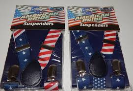 American Flag Suspenders Solaray Find Offers Online And Compare Prices At Storemeister