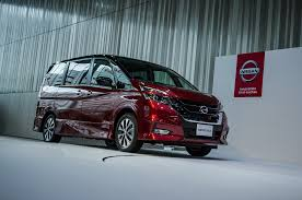 ferrari minivan nissan serena minivan debuts semi autonomous tech in japan motor