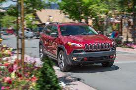 jeep grand cherokee kayak rack 2014 jeep cherokee trailhawk review long term update 5