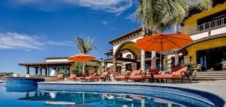 Cabo Mexico Map by Villa De Los Suenos Luxury Retreats
