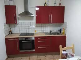 ikea küche rot nauhuri einbauküche ikea faktum neuesten design
