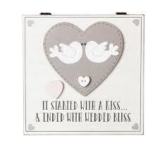 wedding gift argos buy wedding keepsake box at argos co uk your online shop for