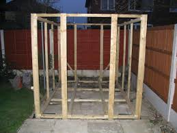 How To Build A Shed Plans For Free by Building A Shed