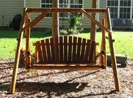 bench dazzle outdoor wood swing bench plans acceptable wooden