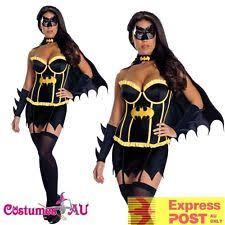 Batwoman Halloween Costume Batgirl Costumes Women Ebay