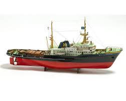 billing boats b592 zwarte zee tug model boat u0026 fittings