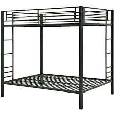 dorel full over full metal bunk bed multiple finishes with 2