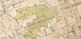 Notre Dame Campus Map Streets U2014 Québec Province U2014 Montréal Island U2014 Maps The Dark Room
