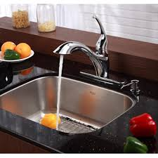 Kitchen Sink Set by Granite Charlotte Stainless Steel Sink