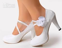 wedding shoes on sale 2016 fashion new wedding high heel shoes white waterproof shoes