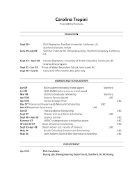 Stanford Resume Template Stanford Resume Template Free Resume Example And Writing Download