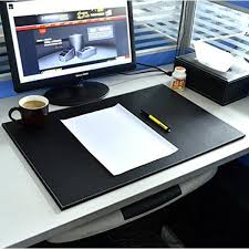 protection bureau uzou tapis de bureau en cuir pu mate bloc notes 61 x 40 6 cm