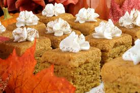 pumpkin spice cake bites two crafting