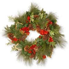 buy wreaths for windows from bed bath beyond