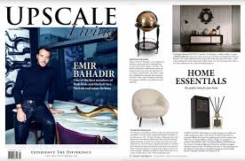 design magazin press magazines insidherland exclusive luxury furniture created