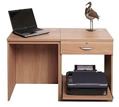 computer and printer desk home office furniture uk small laptop printer table childs kids