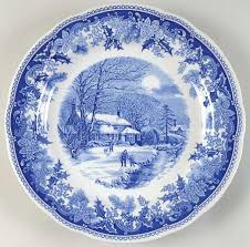 discontinued spode china patterns pattern winter s blue