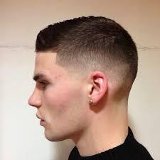regueler hair cut for men fashion hits fade haircut for men