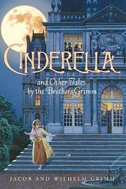 cinderella tales brothers grimm book charm