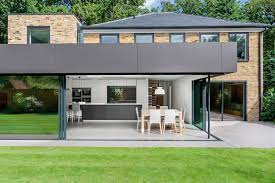 modern extensions modern extension enriches neo georgian home in london