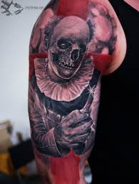 tattoos by cris gherman view the gallery clown