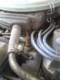 nissan murano exhaust manifold removal vacuum line removal nissan forum nissan forums